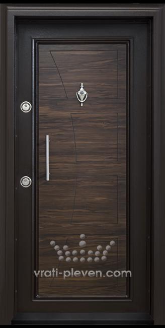 Блиндирана входна врата, модел Т 369