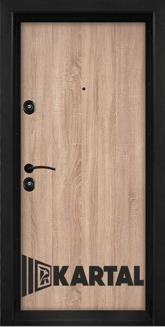 Блиндирана входна врата модел Т 902