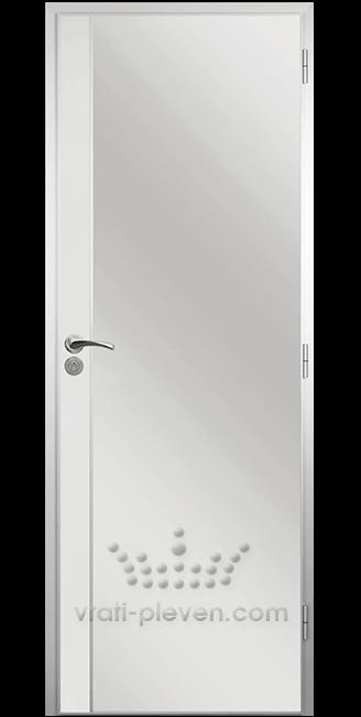 Aluminievi Standart W 01