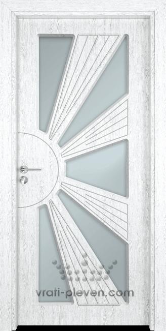 Интериорна врата Гама 204, цвят Бреза