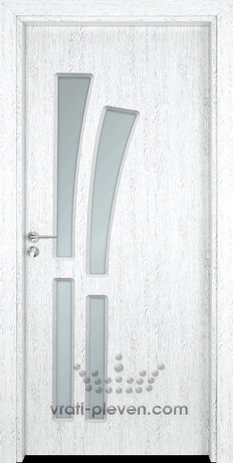 Интериорна врата Гама 205, цвят Бреза