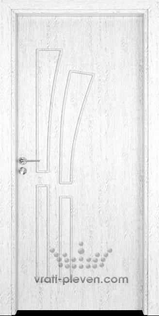 Интериорна врата Гама 205p, цвят Бреза
